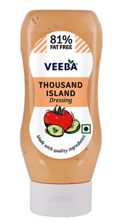 Veeba Thousand Island Dressing 300g