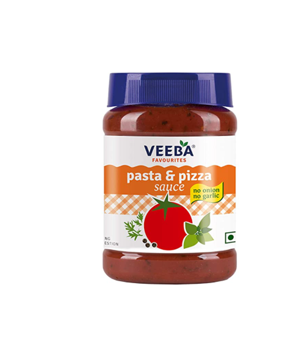 Veeba Pasta & Pizza Sauce  (No Onion No Garlic)  310g