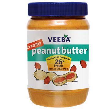 Veeba Peanut Butter - Creamy 925 g