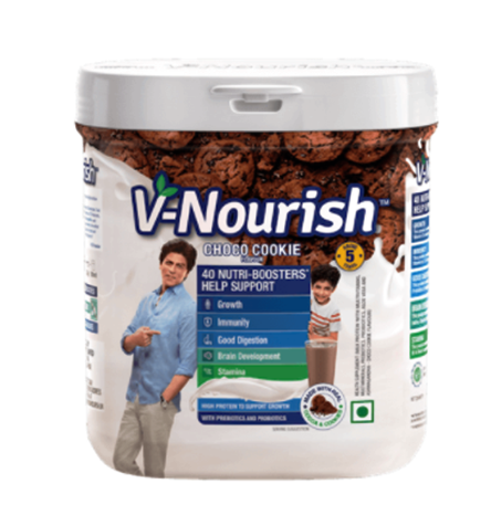 V-Nourish Choco Cookie 200 g