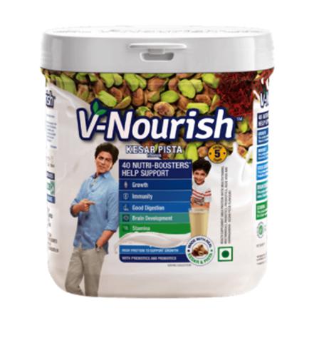 V-Nourish Kesar Pista 200 gms