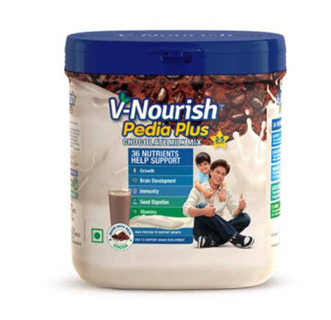 V-Nourish Pedia Plus Chocolate Milk Mix 200 gms