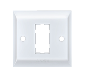Anchor by Panasonic 1 Module, Single Plate Structure