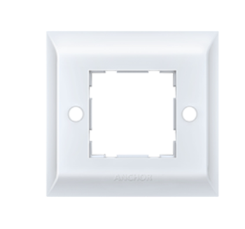 Anchor by Panasonic 2 Module, Single Plate Structure