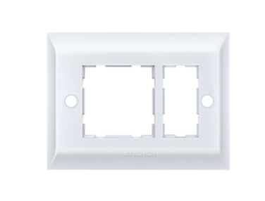 Anchor by Panasonic 3 Module, Single Plate Structure