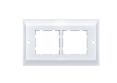Anchor by Panasonic 4 Module, Single Plate Structure