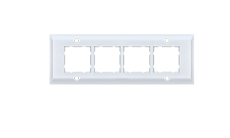 Anchor by Panasonic 8 Module, Single Plate Structure