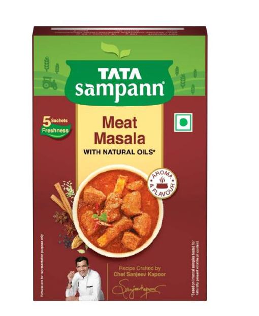 Tata Sampann Meat Masala (With Natural Oils) - 100 g