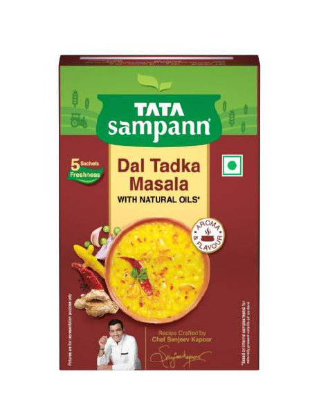 Tata Sampann Dal Tadka Masala (With Natural Oils) - 100 g