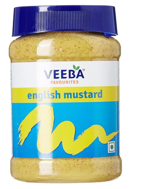 Veeba English Mustard  300 g