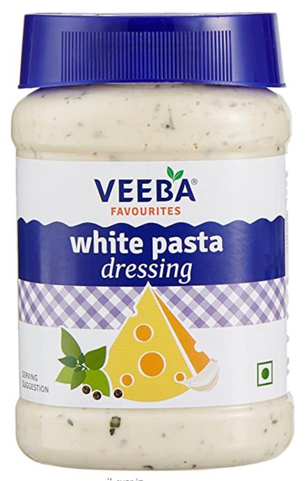 Veeba White Pasta Dressing 285 g