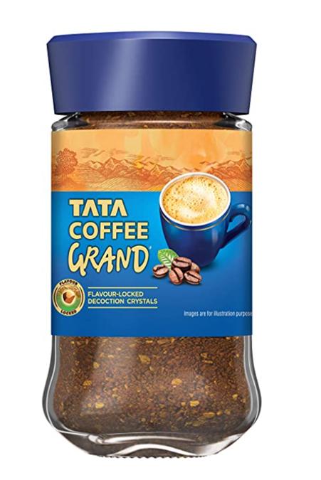 Tata Coffee Grand - 50 g Jar