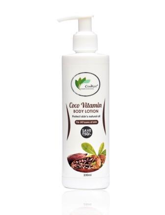Coskot Coco Vitamin Body Lotion 230 ml