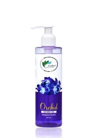 Coskot Orchid Shower Gel 220 ml