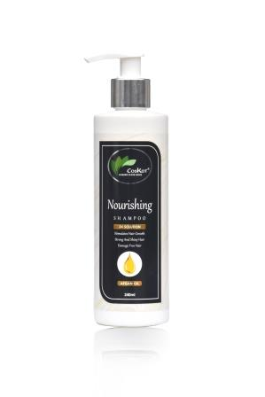 Coskot Nourishing Shampoo 240 ml