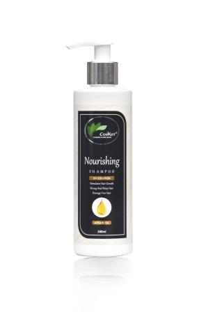 Coskot Nourishing Shampoo 240 ml