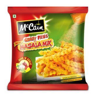 McCain Crazy Fries Masala Mix - ( Herb n Garlic ) 400 g