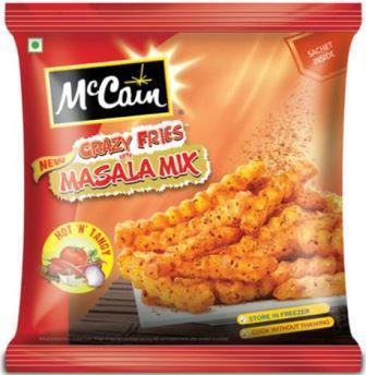 McCain Crazy Fries Masala Mix - ( Hot n Tangy ) 400 g
