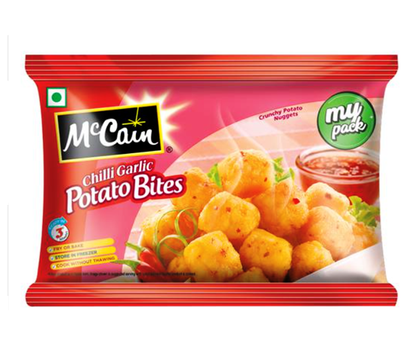 McCain Chilli Garlic Potato Bites 200 g