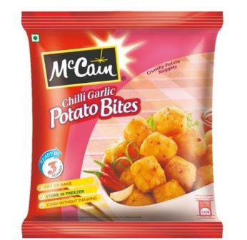 McCain Chilli Garlic Potato Bites