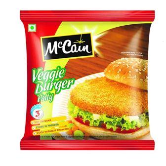 McCain Veggie Burger Patty 360 g