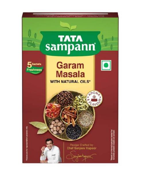 Tata Sampann Garam Masala (With Natural Oils) - 100 g