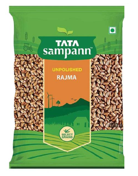 Tata Sampann Rajma (Unpolished) - 500 g