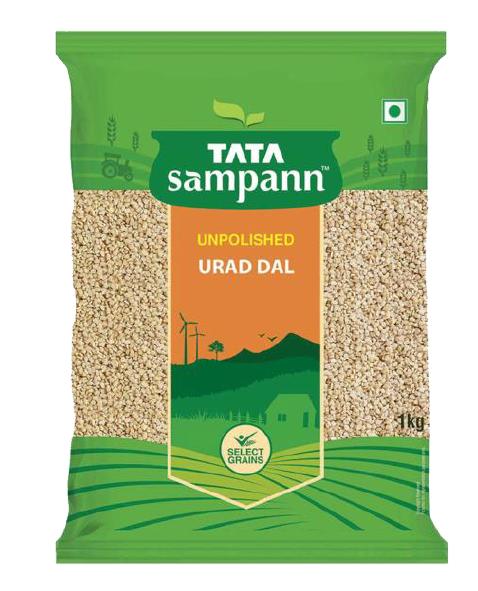 Tata Sampann Urad Dal (Unpolished) - 1 Kg