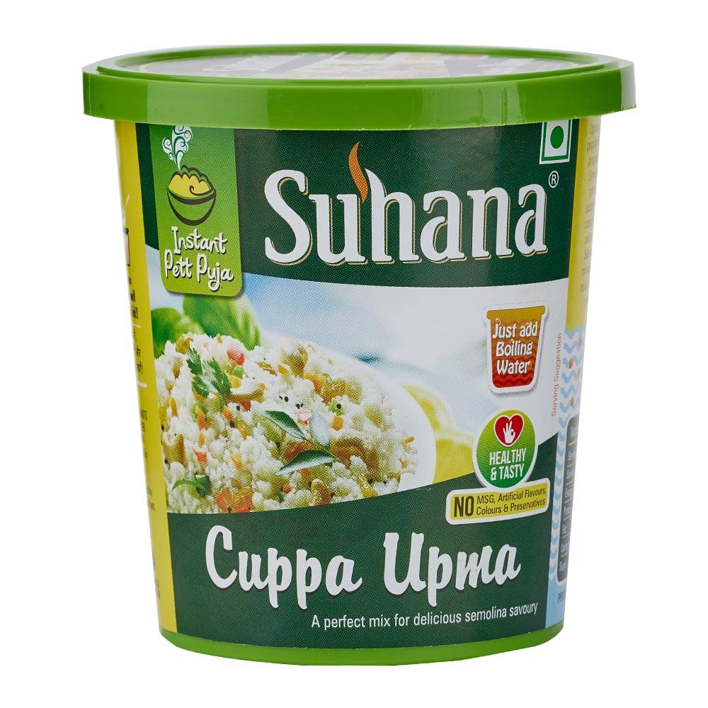 Suhana Upma Mix 80g Cuppa