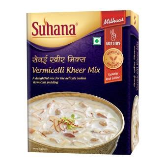 Suhana Vermicelli Kheer Mix 150g Box