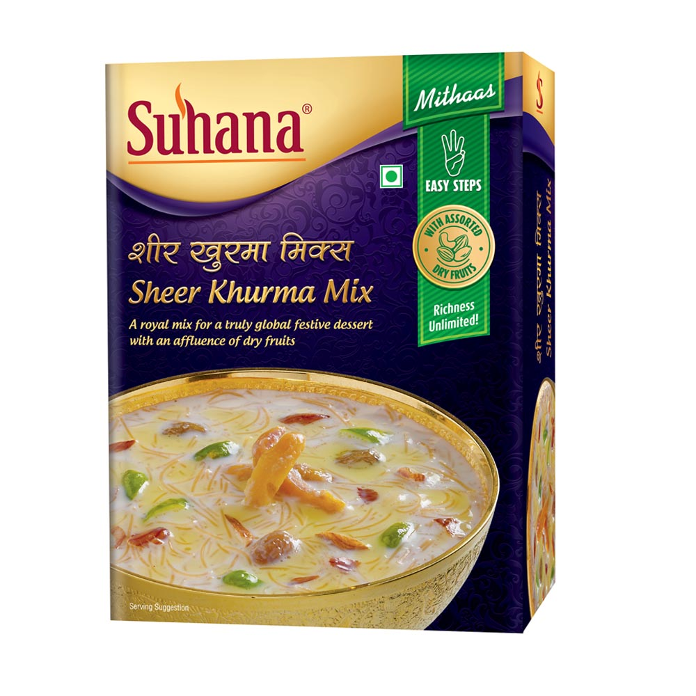 Suhana Sheer Khurma Mix 150g Box