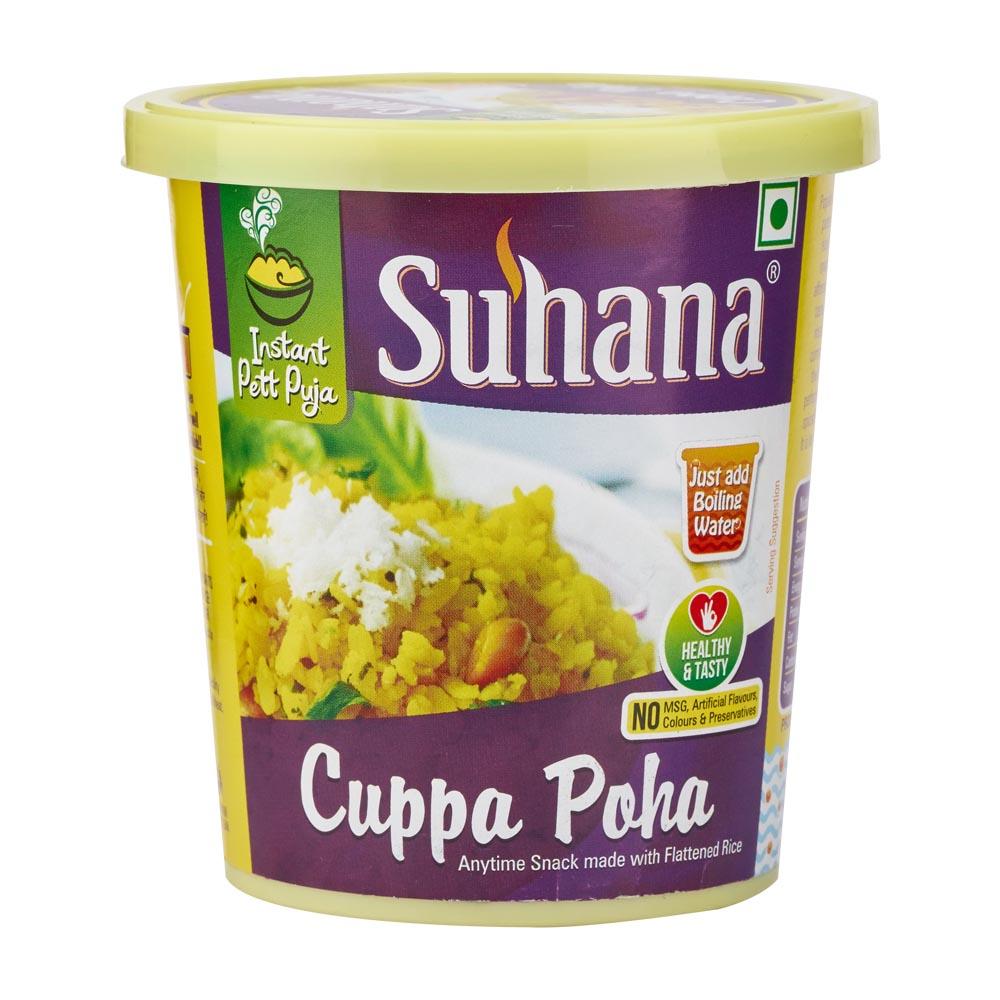 Suhana Poha Mix 80g Cuppa