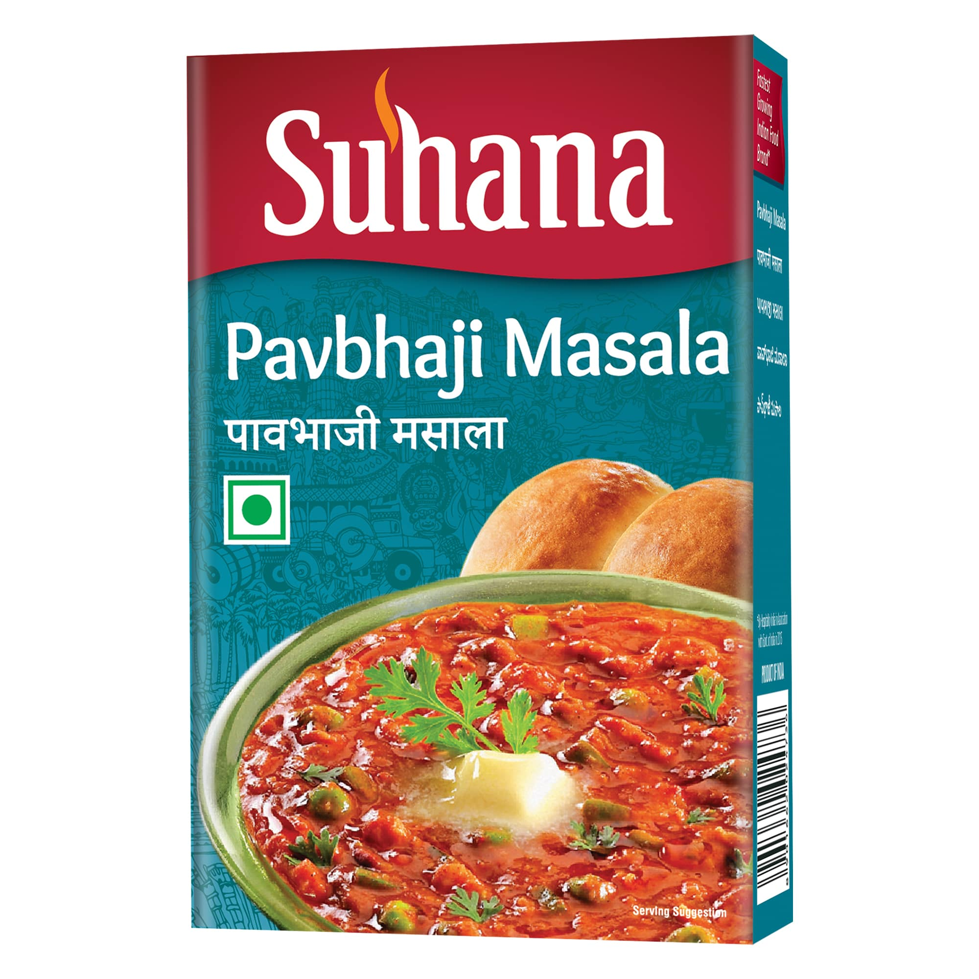 Suhana Pavbhaji Masala
