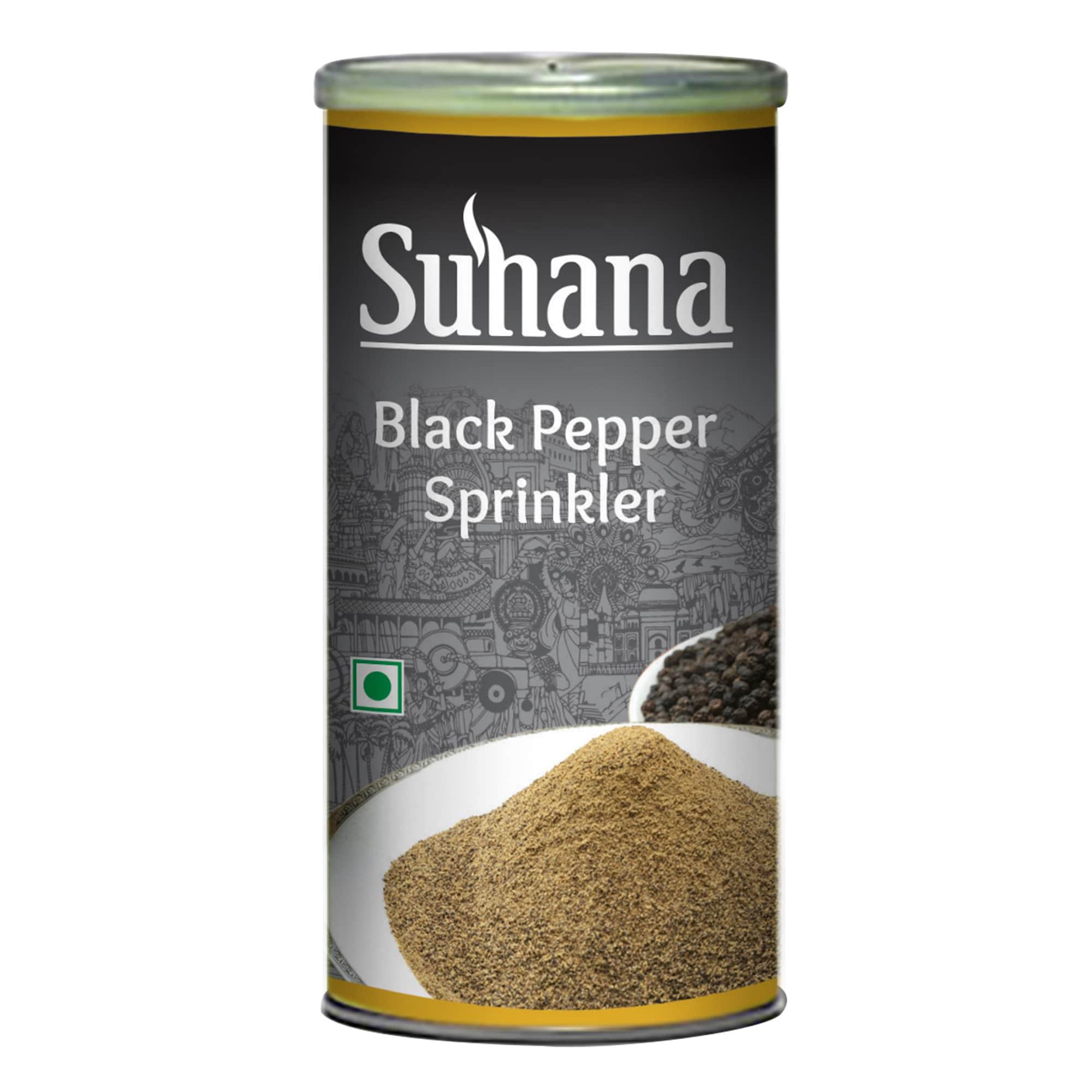 Suhana Black Pepper Sprinkler