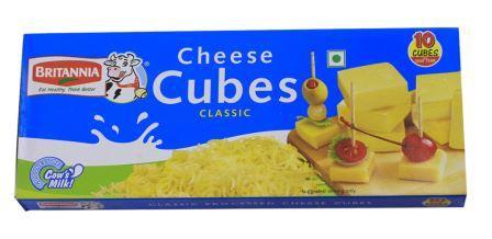 Britannia Cheese Cubes 200 g