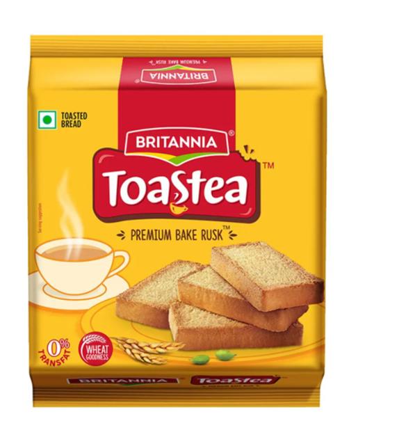 Britannia Toastea Premium Bake Rusk  273 g