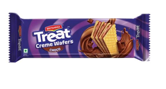 Britannia Treat Creme Wafers - Choco 75 g