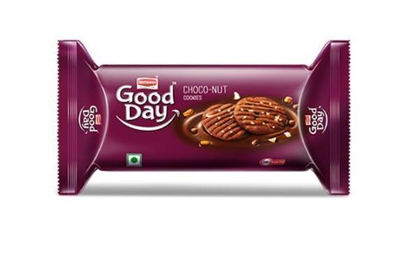 Britannia Good Day Wonderfulls - Choco & Nuts