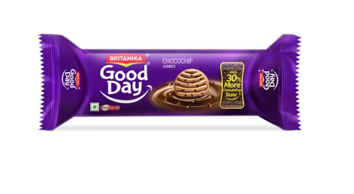 Britannia Good Day Chocochip Cookies 100 g