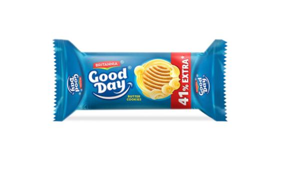 Britannia  Good Day Butter Cookies 75 g