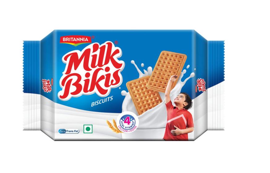 Britannia  Milk Bikis Biscuits 200 g