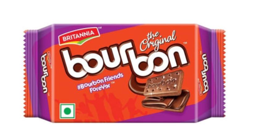Britannia Bourbon Biscuits 150 g