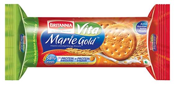 Britannia Vita Marie Gold Biscuits