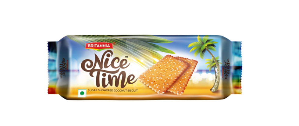 Britannia Nice Time Biscuits - 150 g