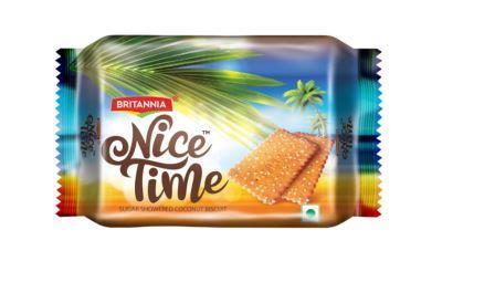 Britannia Nice Time Biscuits - 73 g
