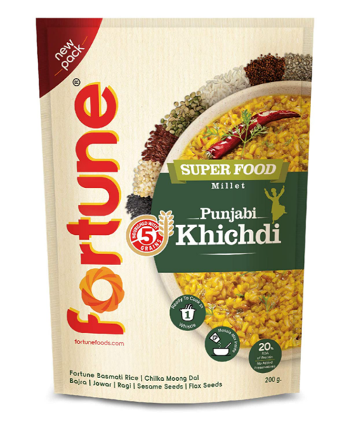 Fortune Punjabi Khichdi - 200 g