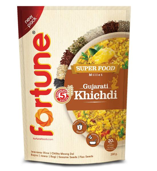 Fortune Gujarati Khichdi - 200 g
