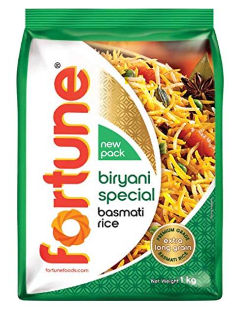 Fortune Biryani Special Basmati Rice - 1 Kg