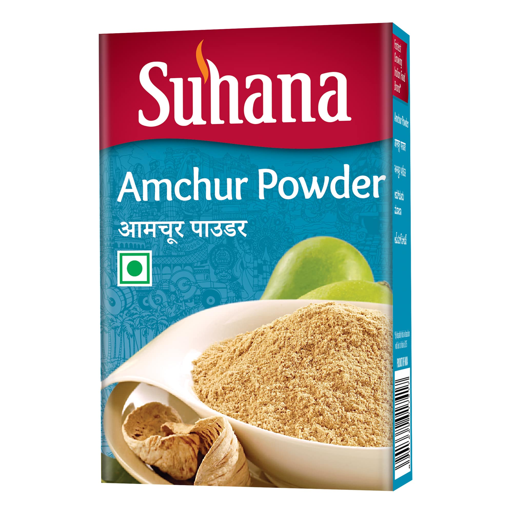 Suhana Amchur Powder 50 g Box