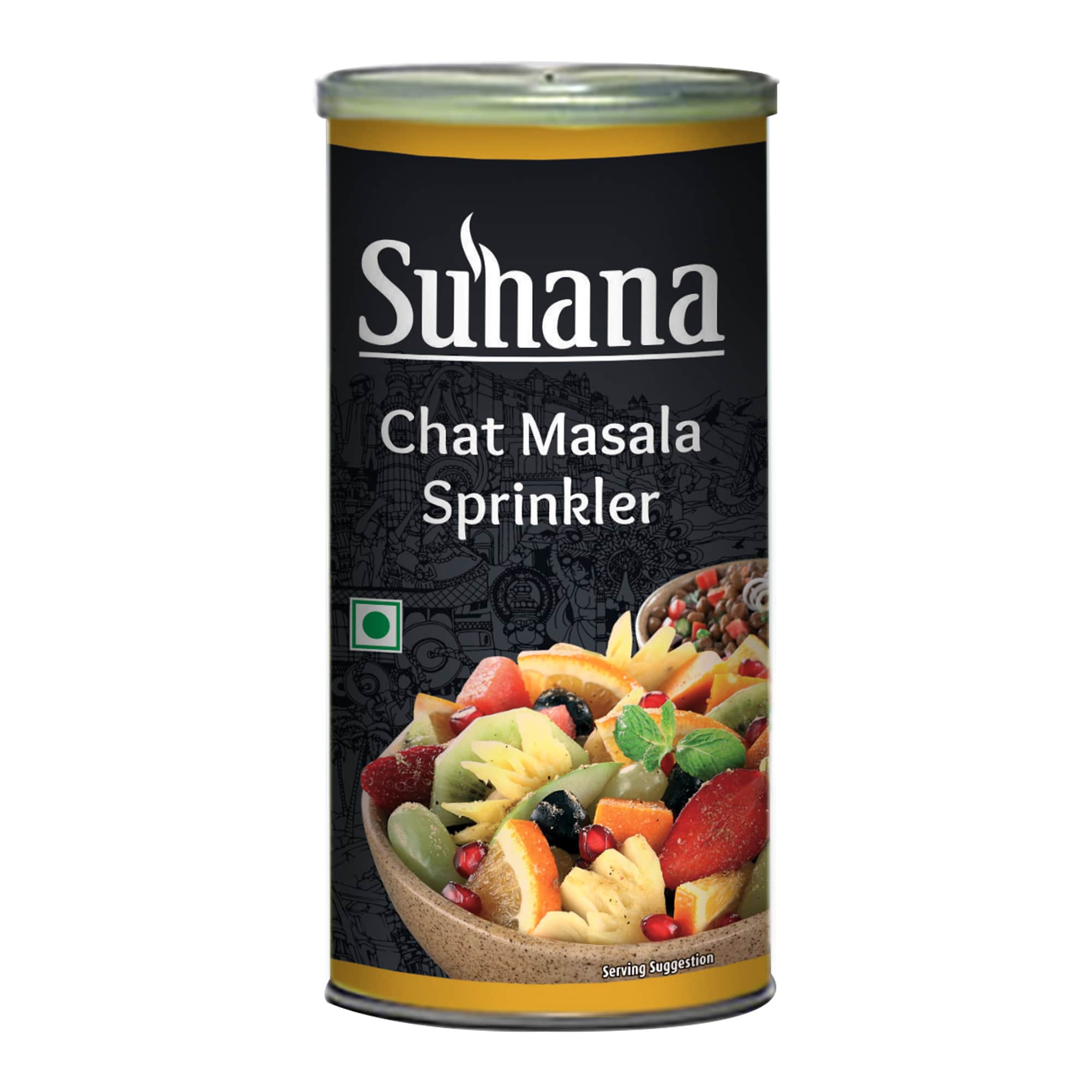 Suhana Chat Masala 50 g Sprinkler